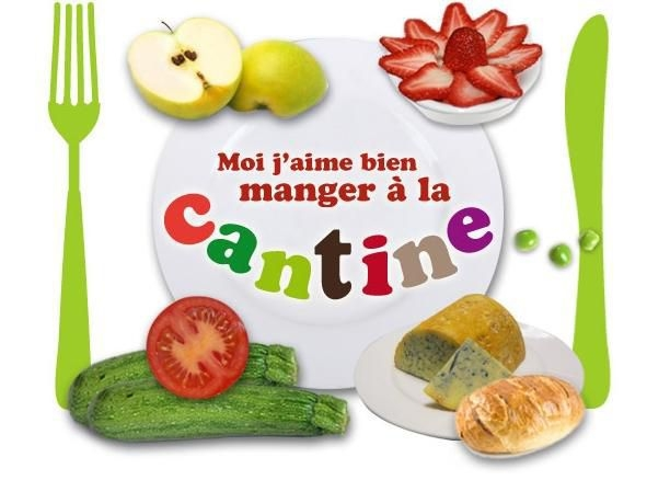 Menus cantine for Materiel cantine collective
